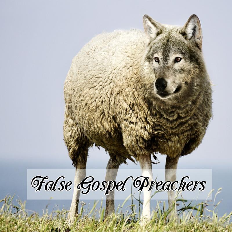 false preachers and how to discern them
